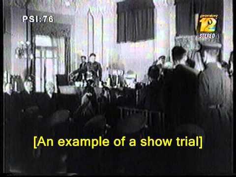 Stalin Purges & Terror Part 1