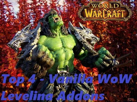 how to uppack vanilla guide addon wow