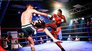 DUEL 7: Jack Ridley vs. Filipe Veiga | Muay Thai