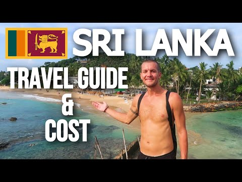 SRI LANKA TRAVEL GUIDE & COST: HOW EXPENSIVE IS SRI LANKA?