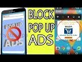 How to remove Popup ads from Android Mobile || in Hindi || 100% Free || No tools Required