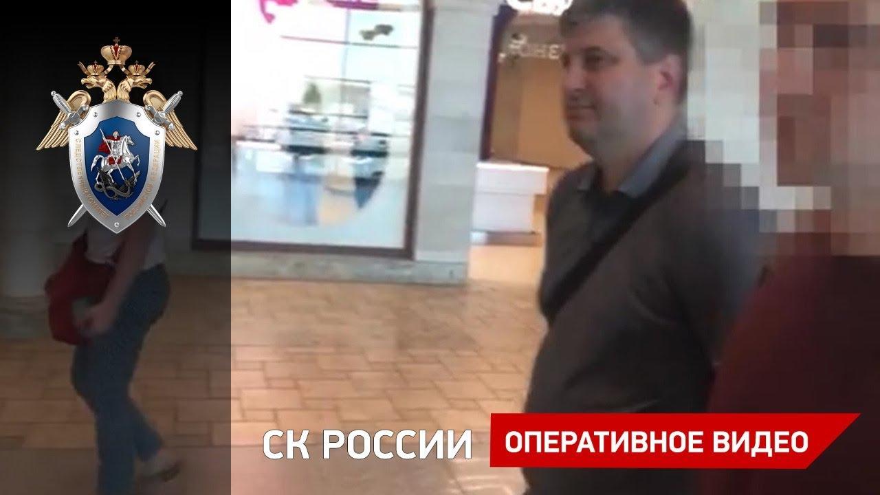 Задержание министра лесного комплекса Иркутской области