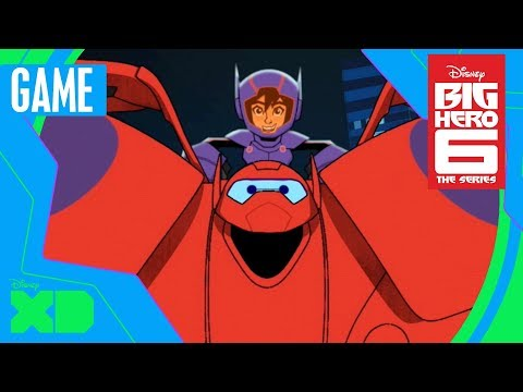 Big Hero 6: The Series | Which Superhero are you? Interactive Game | Official Disney XD UK