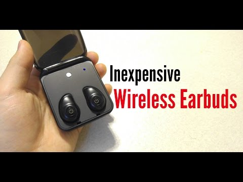 Inexpensive Completely Wireless Earphones - Good enough?