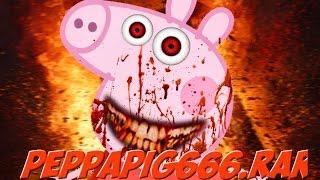 666 САМАЯ СТРАШНАЯ ИГРА ПРО СВИНКУ ПЕПУ! КЕРПИЧНЫЙ ЗАВОД Я MePT MP3v 666