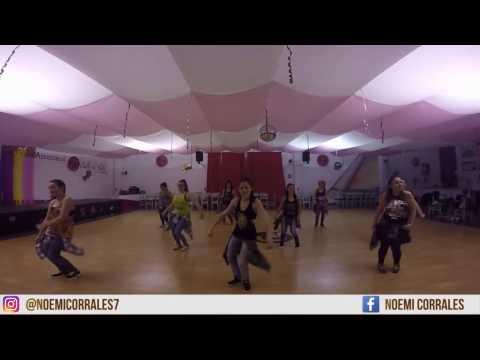 SI UNA VEZ (If I Once) - Play-N-Skillz Ft. Wisin, Frankie J & Leslie Grace / Zumba® Noemi Corrales