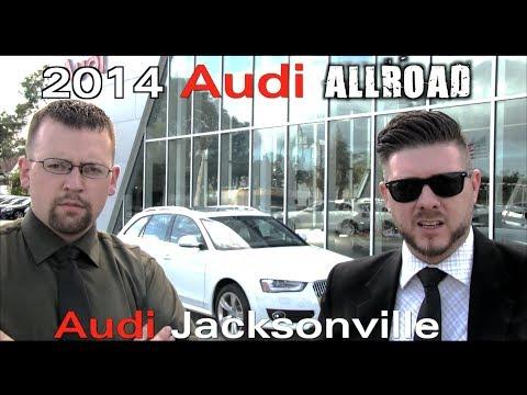 2014 Audi Allroad - Chad & Dan In Depth Tour | Audi Jacksonville - Hanania Automotive