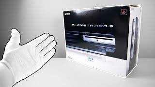 PS3 Unboxing! Sony PlayStation 3 60GB Fat Console + MW3 in 2020...