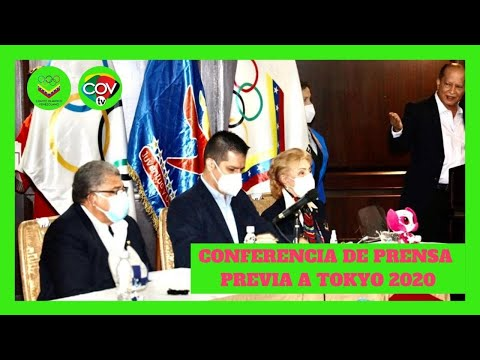 🇻🇪 Autoridades nacionales del Deporte ofrecen detalles sobre Tokyo 2020 🇻🇪