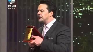 2011 Yılı Kentin Işıkları Onur Ödülü Beyazıt Öztürk