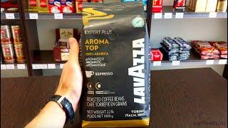 Обзор зернового кофе Lavazza Aroma Top Expert