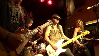 The Alice Cooper Band, Ace Of Spades, Mot�rhead Cover, Live At The Alice Cooper Preparty, Hard Rock