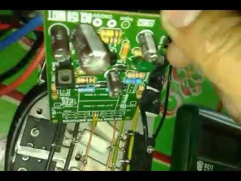 Cek Power OCL 150W 8 set Final