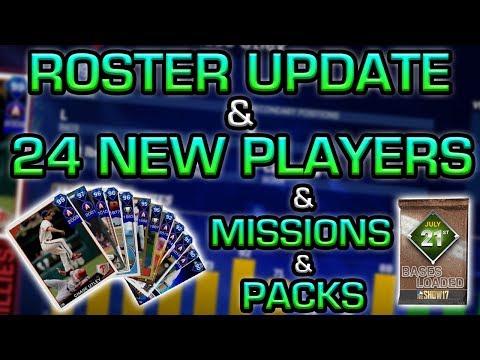 14 NEW DIAMONDS! JULY 21ST MASSIVE UPDATE!! MLB The Show 17 | Diamond Dynasty
