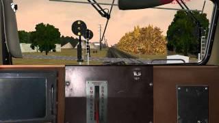 LINJ Train 59 - Cabride   Floral Park - Hickvsville