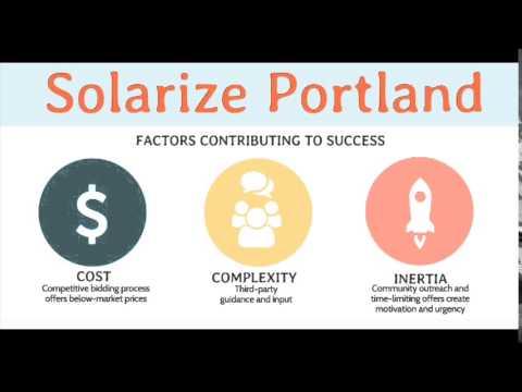 Portland Renewable Energy Case Study