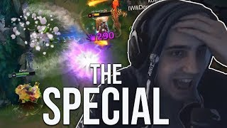 WITNESSING THE IMAQTPIE SPECIAL FT. INSANITY