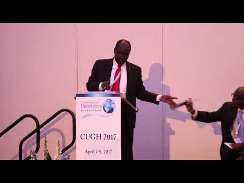 CS33 AFREhealth: A New Phase in the African Health Professions Education
