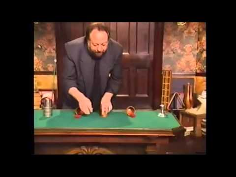 Ricky Jay's Cups and Balls