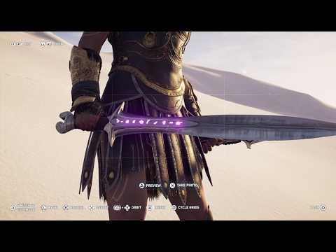Assassin's Creed Odyssey - Legendary Swords |