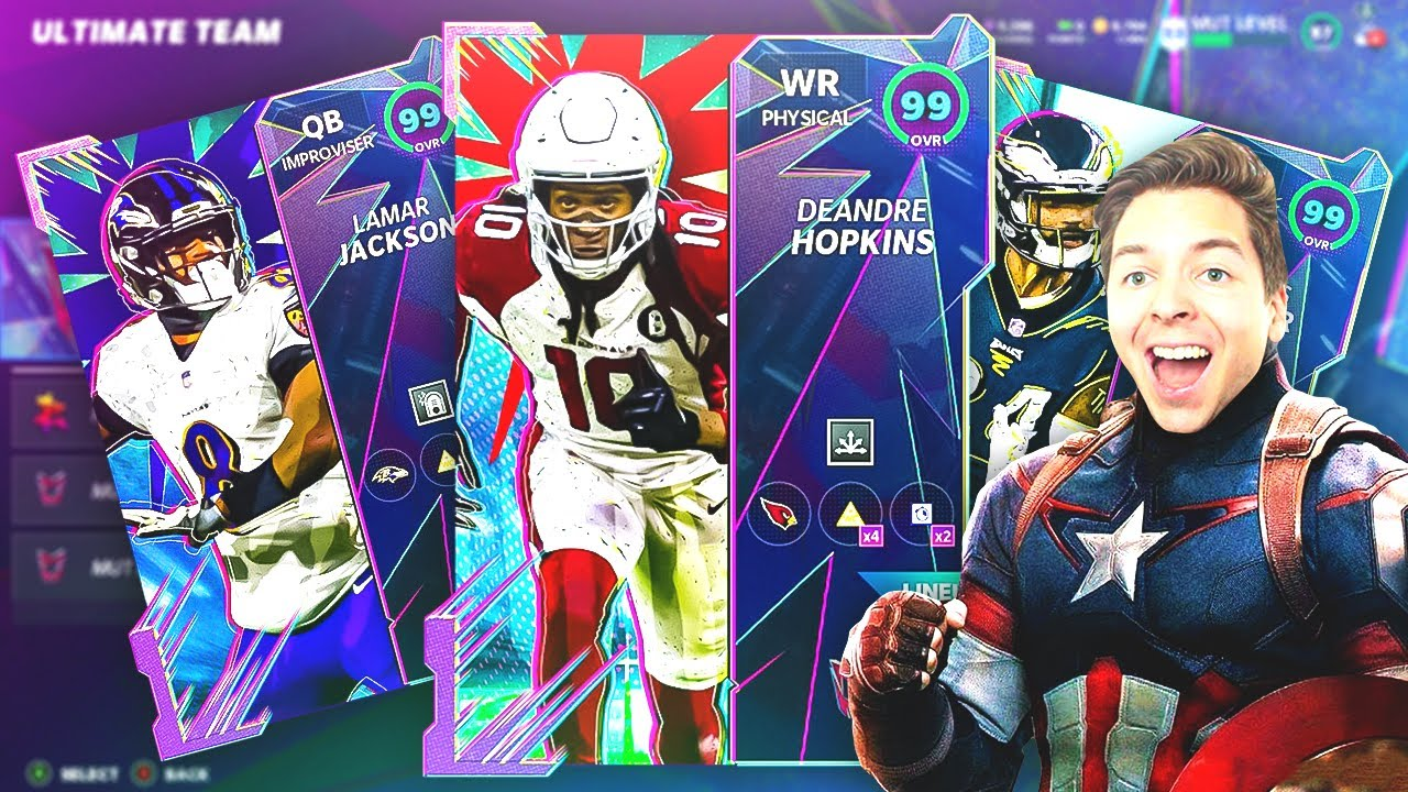 ALL MUT Heroes Lineup Is Way TOO OP! Madden 21