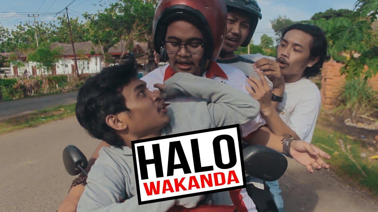 "Download Halo Wakanda - Parody ""Halo Makassar"""