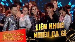 LK Không 1 & 2 - Nam Cường, Phan Ngọc Luân, Triệu Long, Lee Thiên Bảo, Châu Ngọc Tiên, Kha Ly