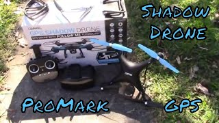 ProMark P70 GPS Shadow Drone First Look