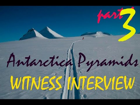 Antarctica Pyramids. The Nazi base.