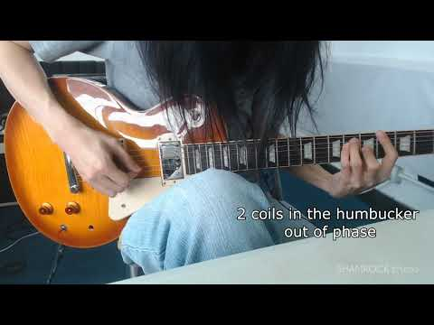 Gear Test - Humbucker Coils Out Of Phase