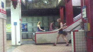 MBTA Red Line Subway Ashmont Station to Alewife Station 7/15/16