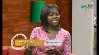 Presidential Aspirant, Eunice Atuejide On Women in Politics & the way forward - Hello Nigeria