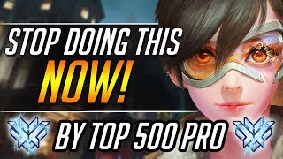 WORST TRACER MISTAKES Explained by a Top 500 Player | Overwatc…