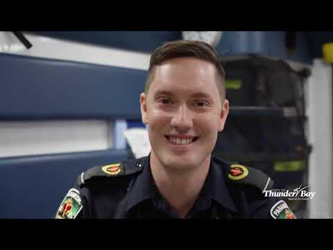 EMS Recruitment Video - City of Thunder Bay, Ontario, Canada