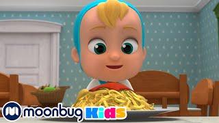Супер голодный малыш Робот Арпо Детские песни Сборник мультиков