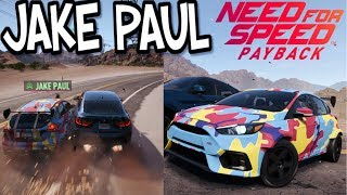 HOW TO RACE JAKE PAUL IN NEED FOR SPEED PAYBACK!