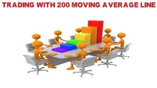 200 moving average strategy