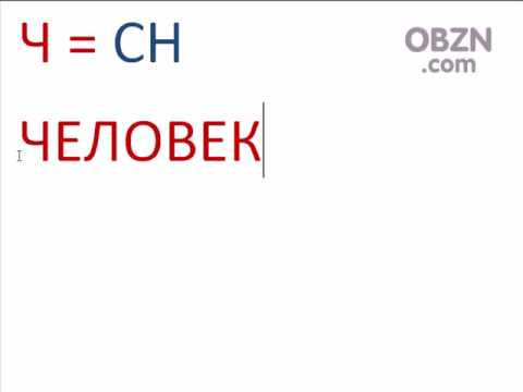 Find more at OBZN.com Cyrillic alphabet letters. Learn russian reading rules