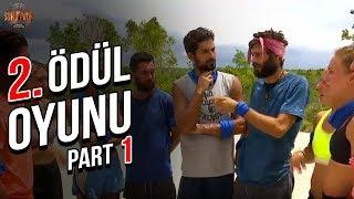 2. Ödül Oyunu 1. Part   38. Bölüm   Survivor Türkiye - Yunanistan