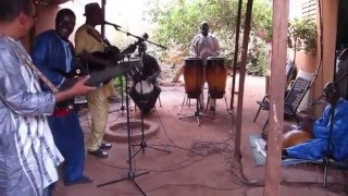 Ali Farka Toure Band - In The Studio (Mali)