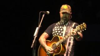 Aaron Lewis Tangled Up In You Staind song - Sands Event Center, Bethlehem, PA-2 11 16.mp3