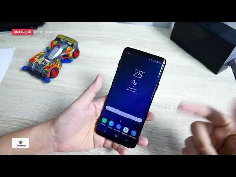 สอนใช้งาน Bixby บนโทรศัพท์ Samsung Note 8 / S9 / s9+ /A8 /A8+ 2018 - วันที่ 20 Mar 2018