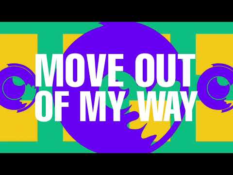 Dennis Quin, Shermanology - Move Out Of My Way (OFFICIAL LYRIC VIDEO)