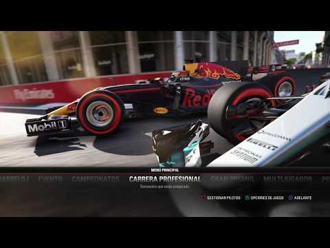 Transmision en directo . Empezando temporada F1 2017. Australia