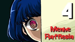 Menherafflesia - GIRL WALKS WITH TOAST IN MOUTH (Hydrangea Route) Manly Let's Play [ 4 ]