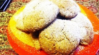 Persian Cinnamon Cookies