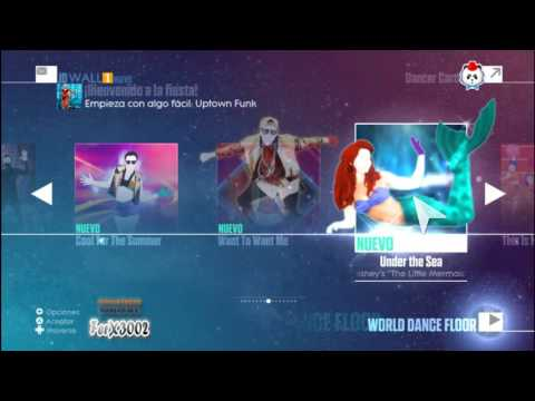 Just Dance 2016 (Wii) Song list + mash-ups + extras