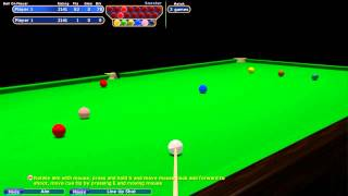 Virtual Pool 4 Snooker High Break - Century + Clearance