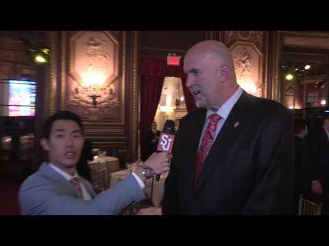 Wilson Sy Interviews 3x NBA Champ Bill Wennington