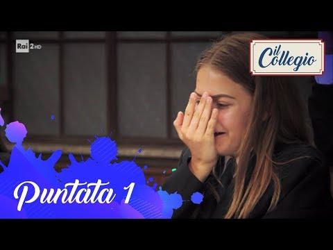 La cena e il richiamo di Giulia Mannucci - Prima puntata - Il Collegio 3